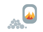 Kindle stove icon